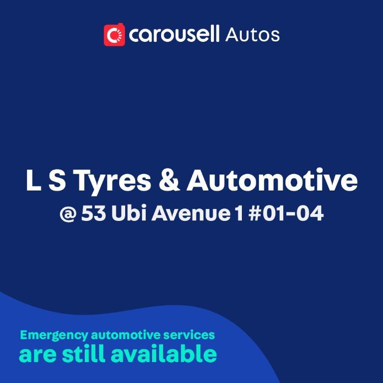 L S Tyres & Automotive - Emergency automotive services still available