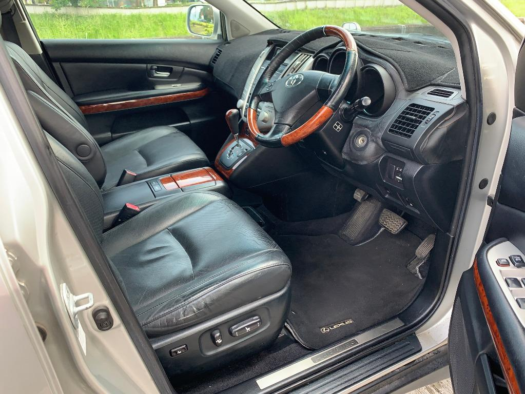 Lexus RX350 V6 Luxury (A)