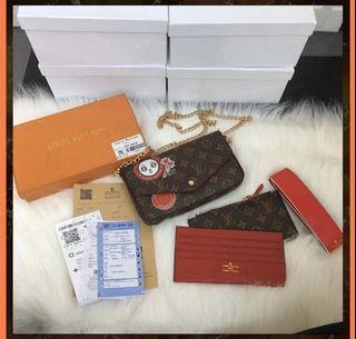 Louis Vuitton Clutch premium 1:1