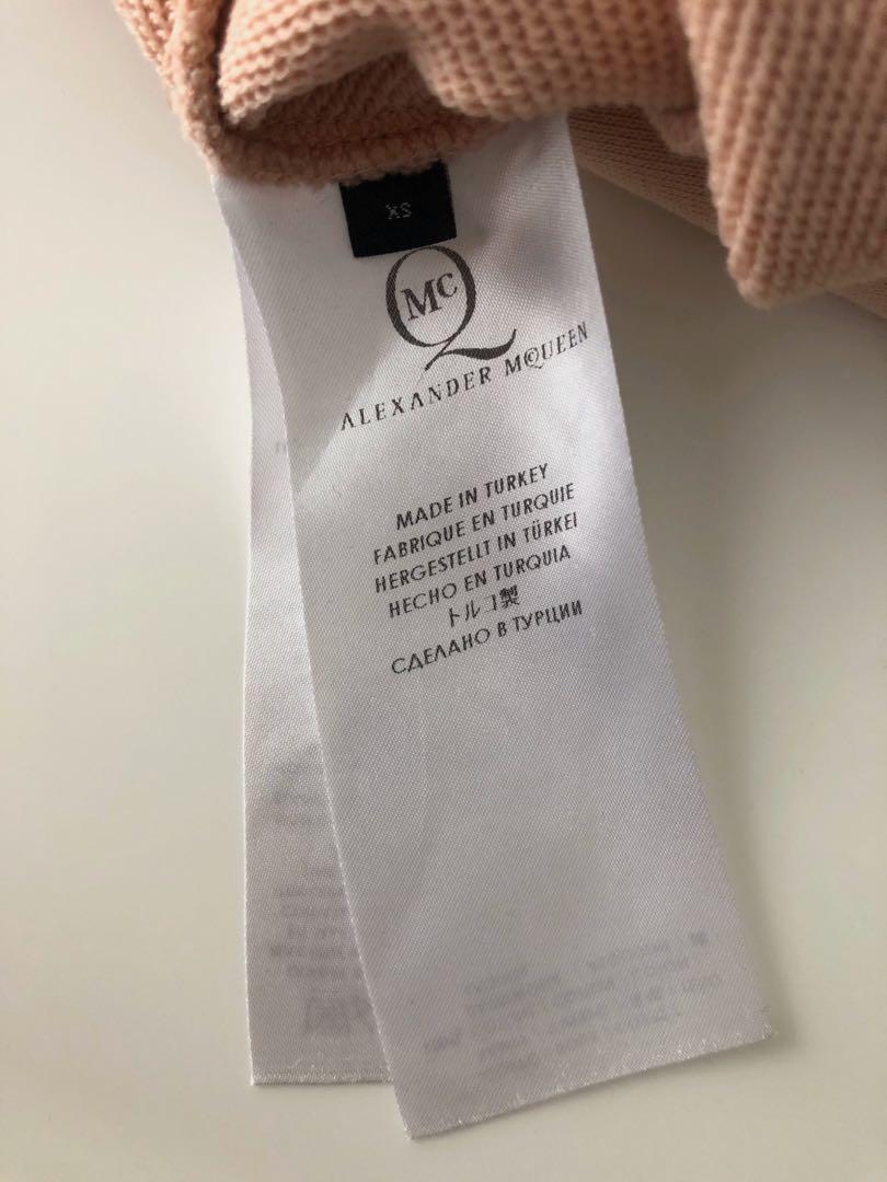 McQ Alexander Mcqueen Swallow Sweatshirt Great Condition