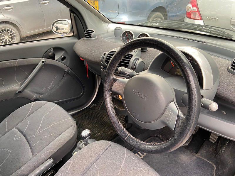 Mercedes-Benz Smart450 turbo Smart Auto