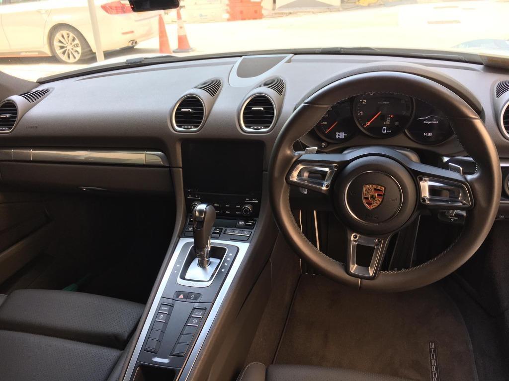 Porsche 718 2.0 Cayman PDK Auto