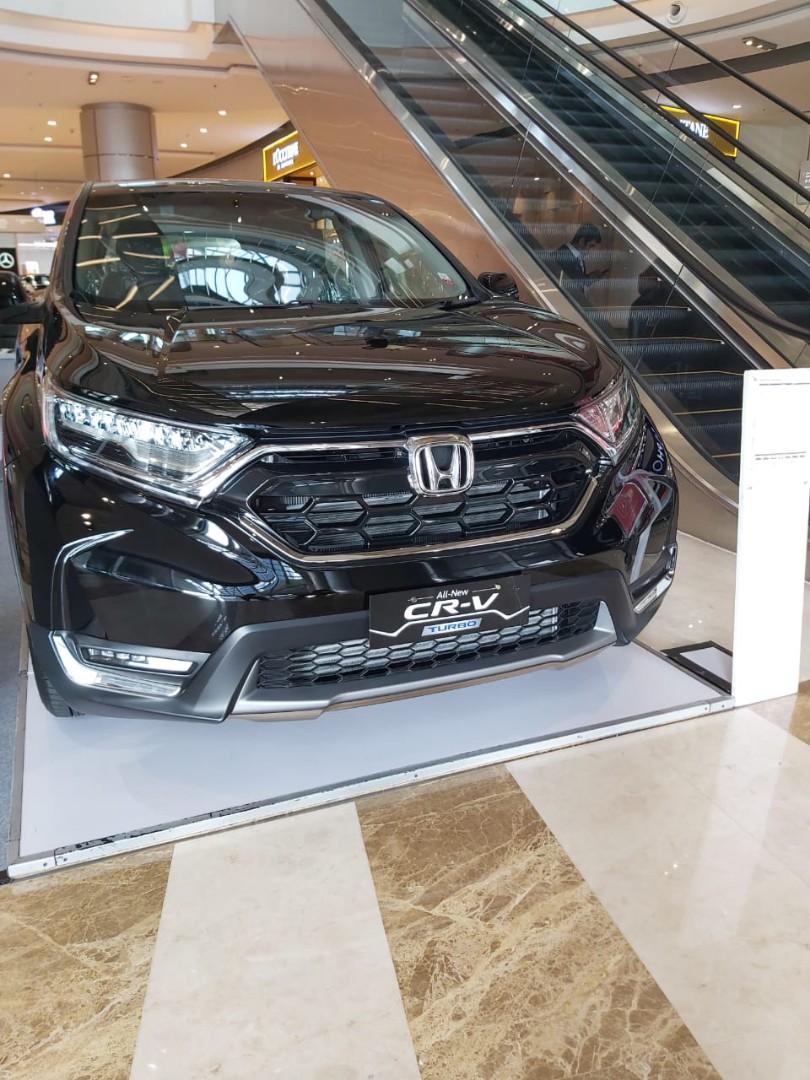 Ready Stock Honda CR-V 1.5 Turbo Prestige Dapat langsung Voucher belanja 1 juta