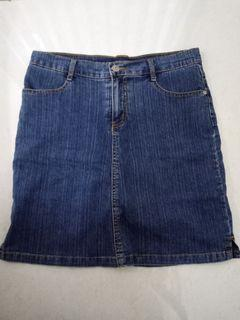 Rok Celana Jeans