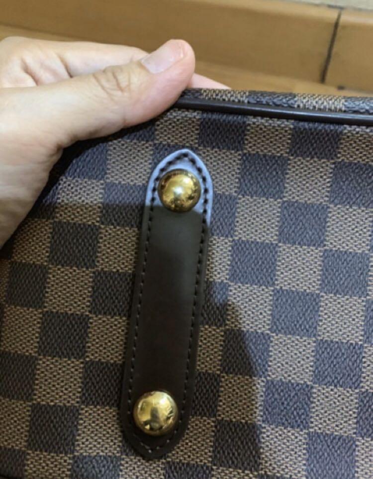 Tas Louis Vuitton ori tahun 2012, bag, tali panjang, dust bag dan ori rec pasific place