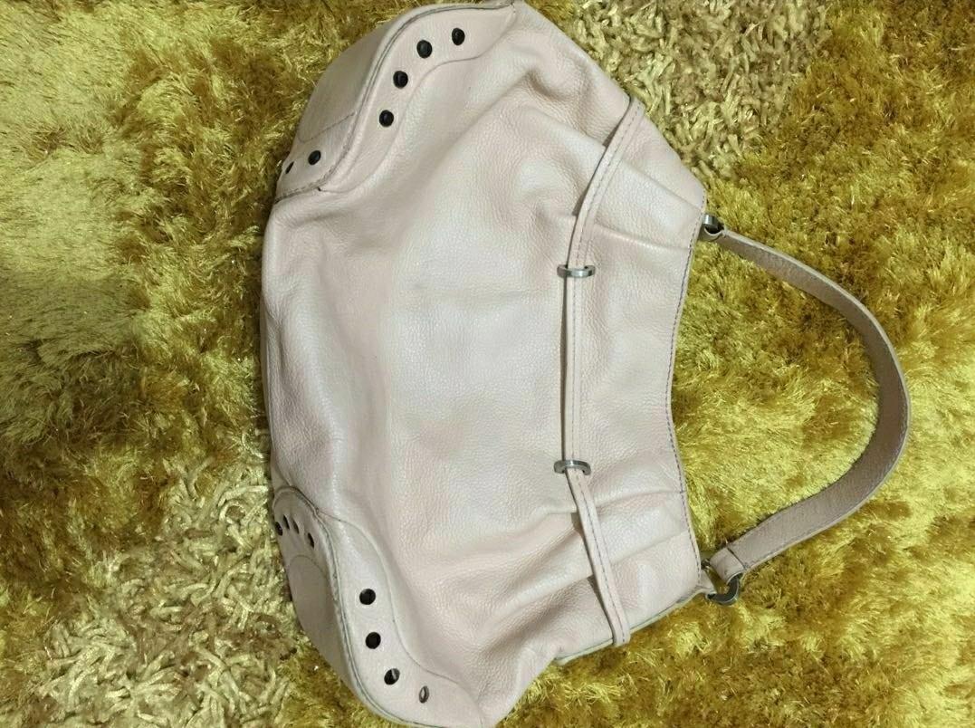 Tod's Vintage Shoulder Bag Woman Handbag Original Authentic 100% tas branded murah #mauairpods