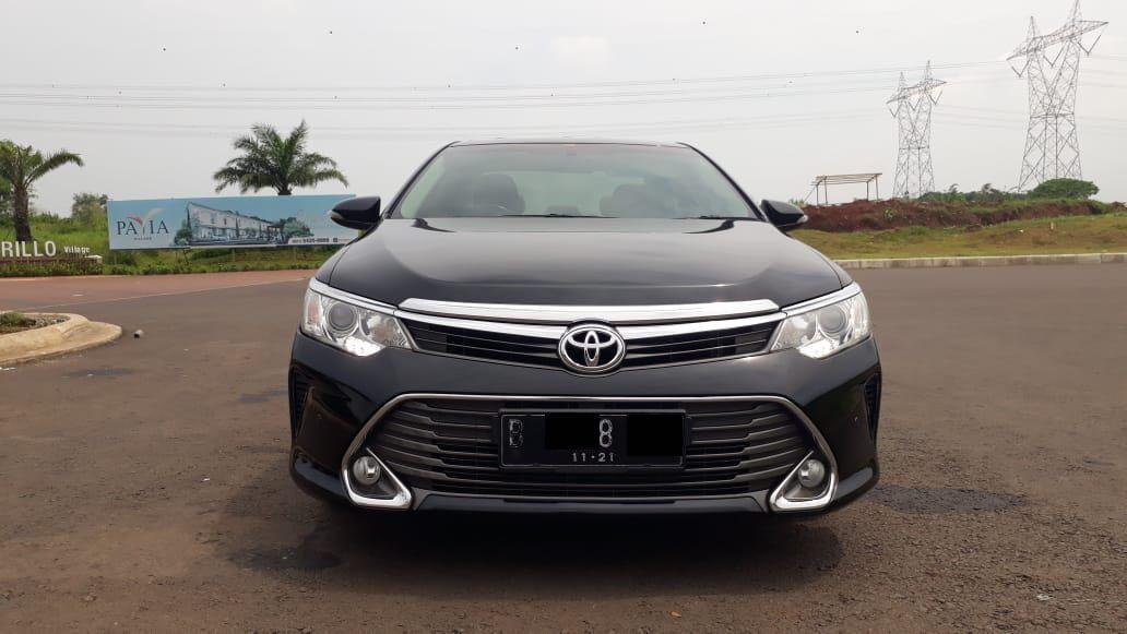 Toyota Camry 2.5 G AT 2016,Sedan Pejabat Dengan Harga Bersahabat