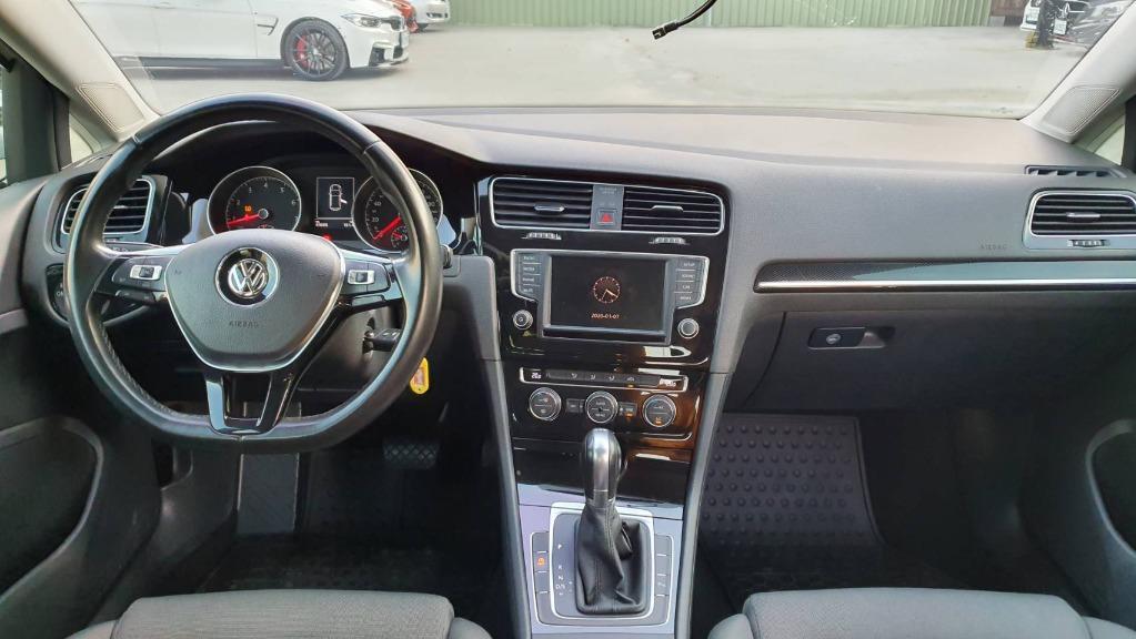 Volkswagen 2015年 GOLF 1.4TSI 白