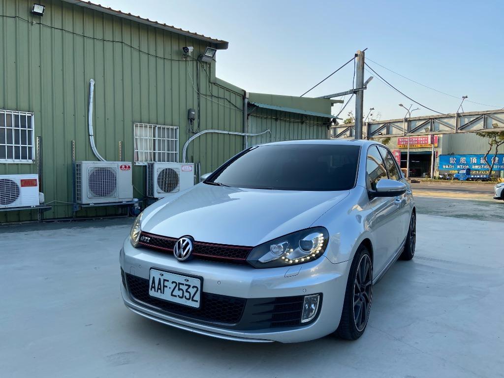Volkswagen Gti 2012年