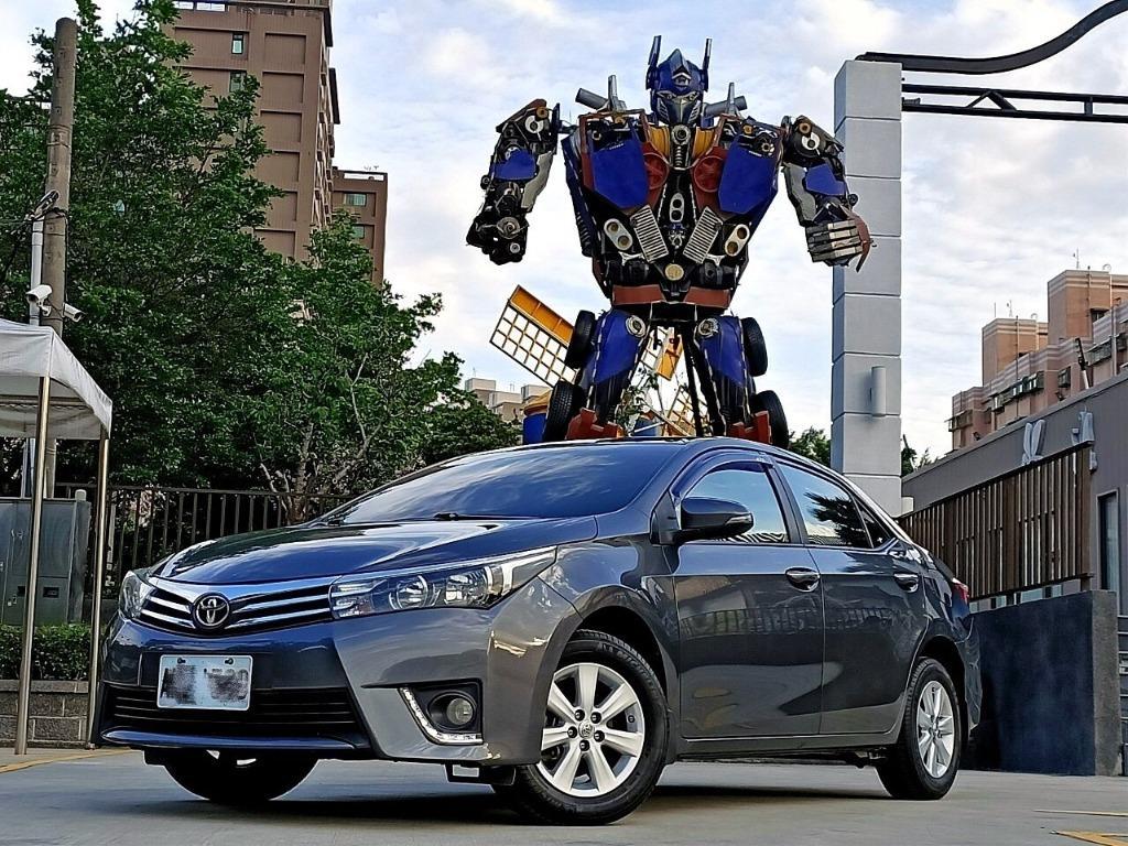 ➡️2015 Toyota Corolla 自手排1.8L ✨可超貸 自售破盤價售出 有工作即可貸款 漂亮車 內裝綿 車況很好✨