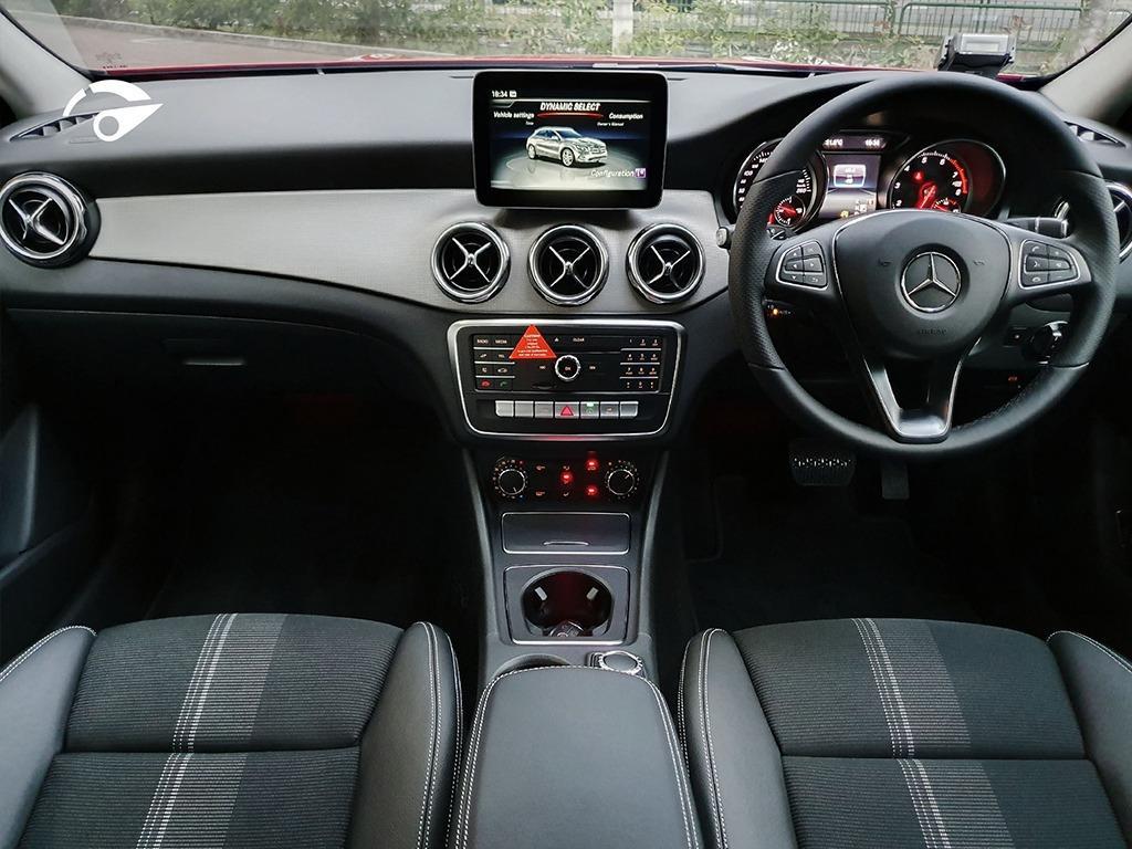2019 Mercedes Benz GLA180 (Short/ Long Term Rental)
