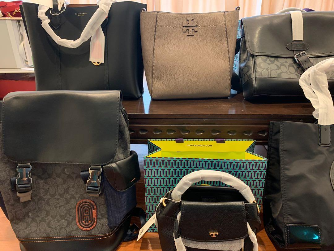 (29/04/20)Authentic Tory Burch and coach and Kate spade women men bag seller