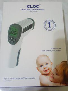 紅外線額頭探熱器