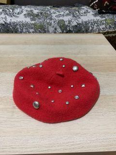 畫家帽 貝雷帽 帽子