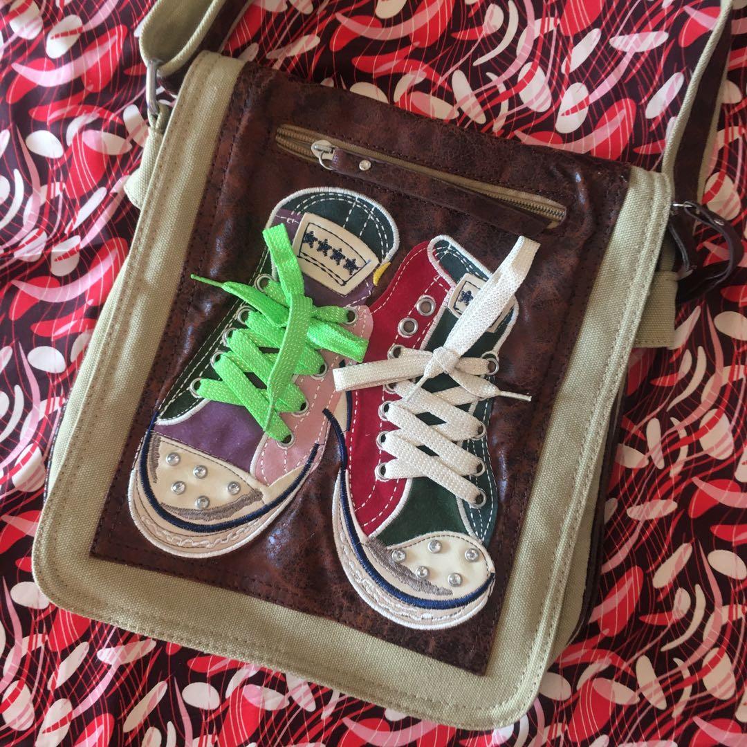 🤎 shoe saddle bag! 🤎