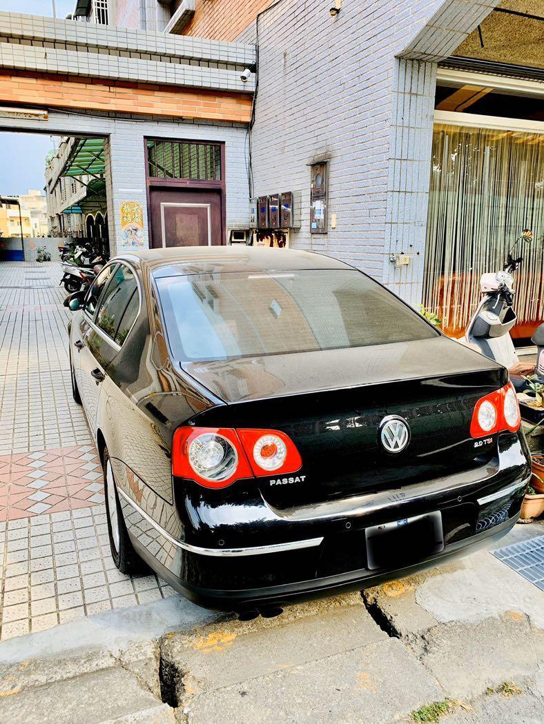 福斯 Volkswagen Passat 2008年 2.0 tsi
