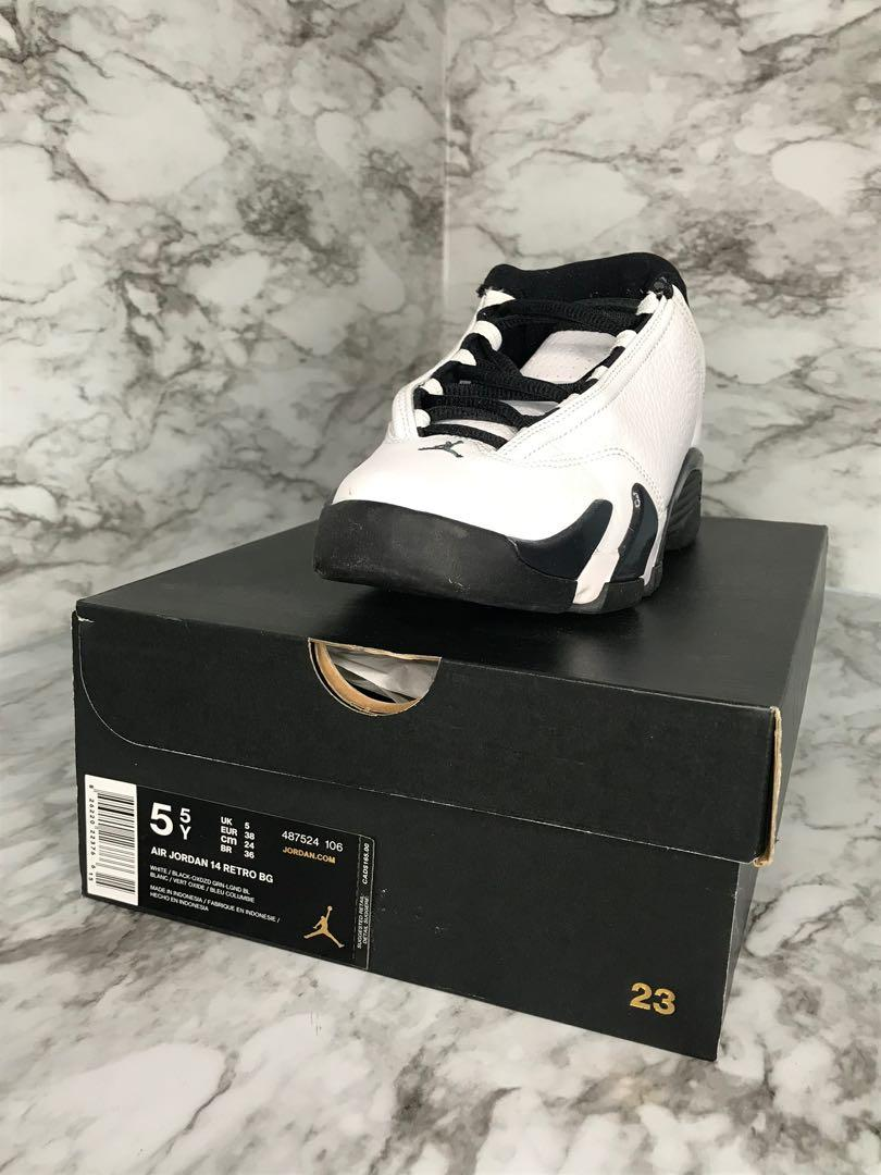 Air Jordan Retro 14- Youth Size 5.5Y, Womens Size 7