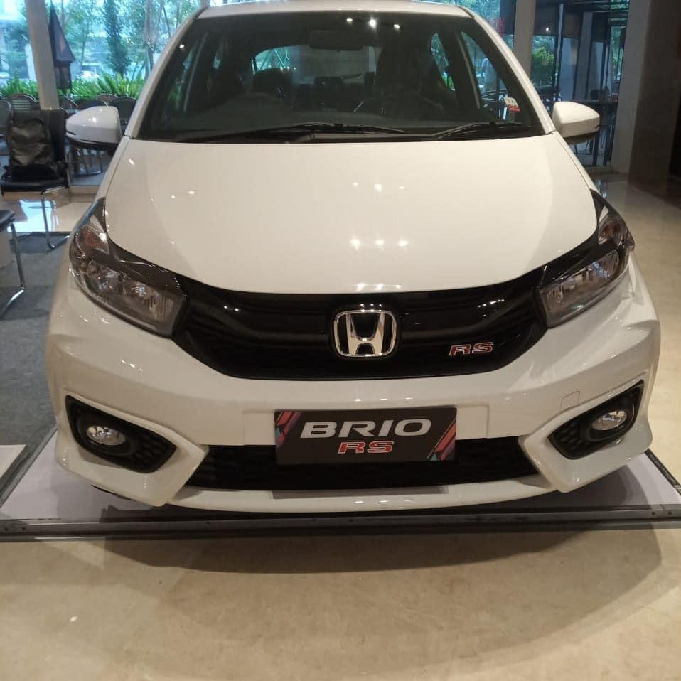 All New Honda Brio 2020, PROMO SPESIAL BUY HONDA FROM HOME