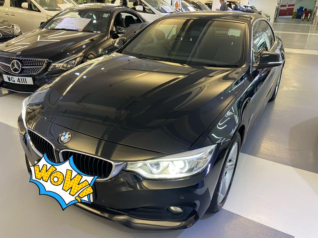 BMW 420i Cabriolet Sport (A)