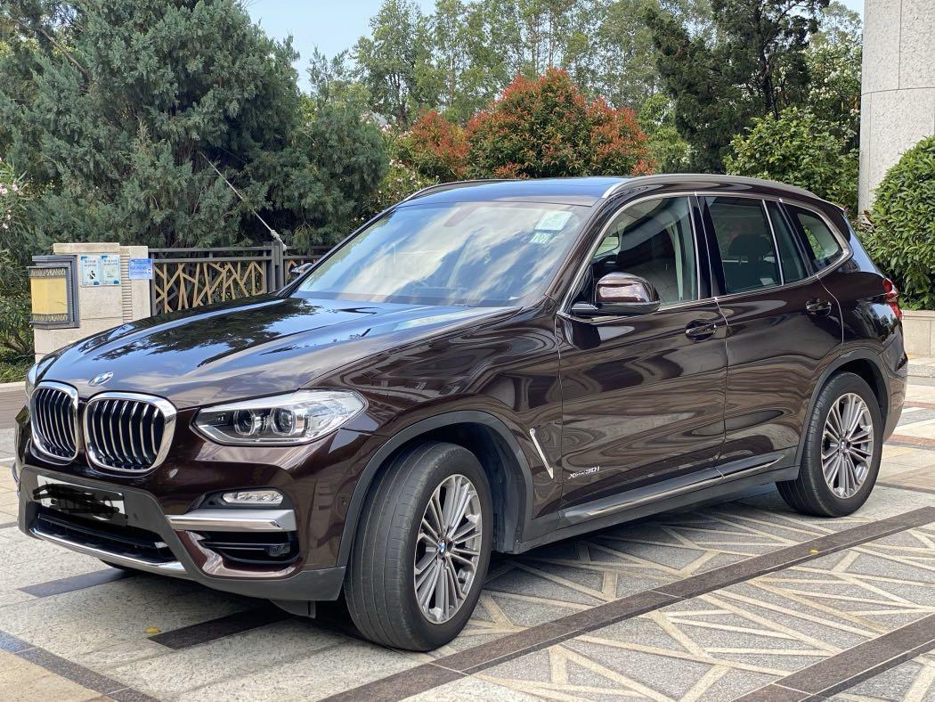 BMW X3 30iA Luxury  Auto