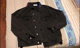 Brand new balenciaga Med Jean jacket