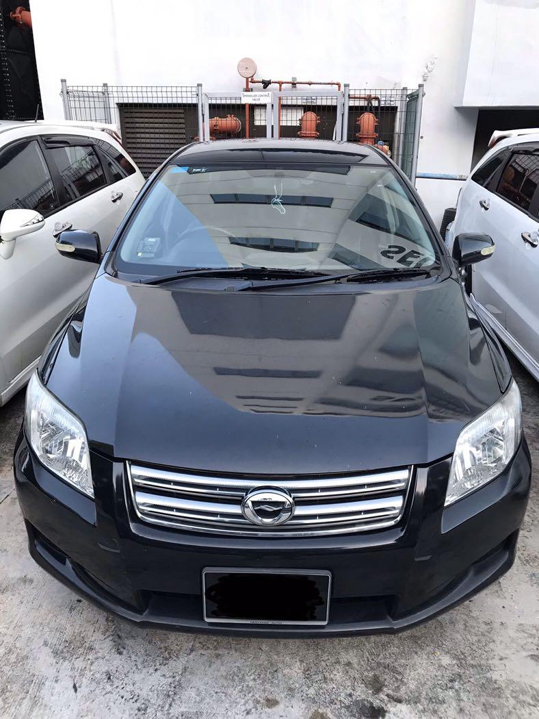 Car Rental—Car for this CB period promo. Call/WA 81450033/81450022