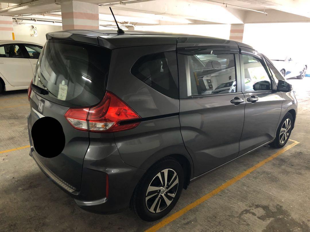 Honda Freed GB5 Auto