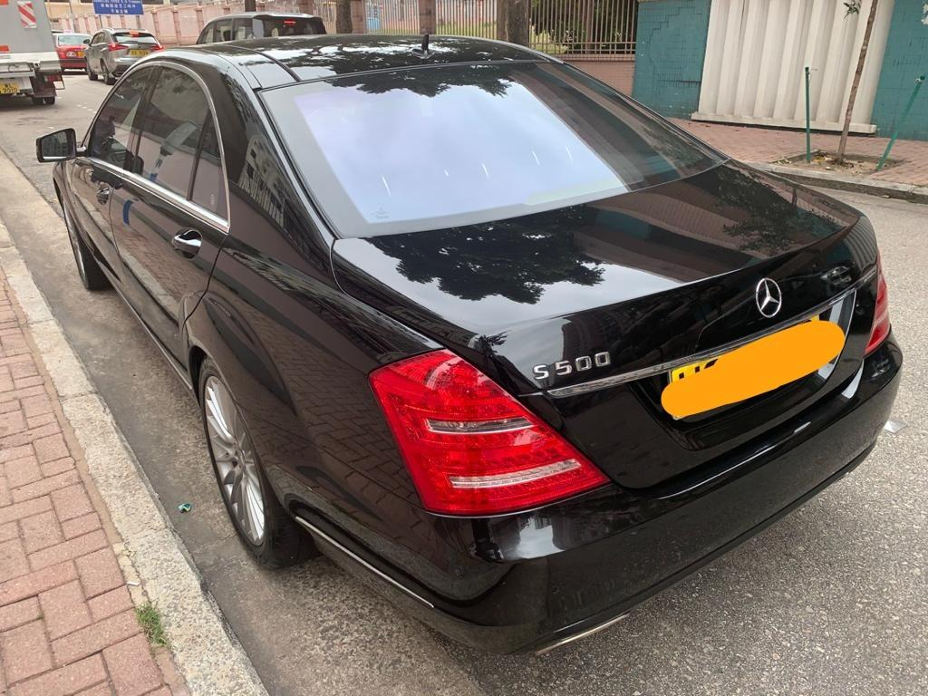 Mercedes-Benz 2011 Benz S500L BE FL 2011 Benz S500L BE FL Auto