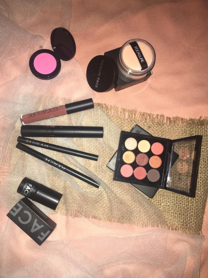 Makeup Fullset Focallure Original