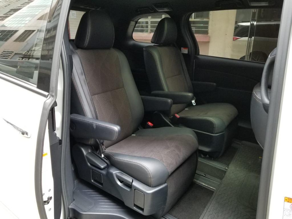 Toyota Estima 2.4 2016 Auto