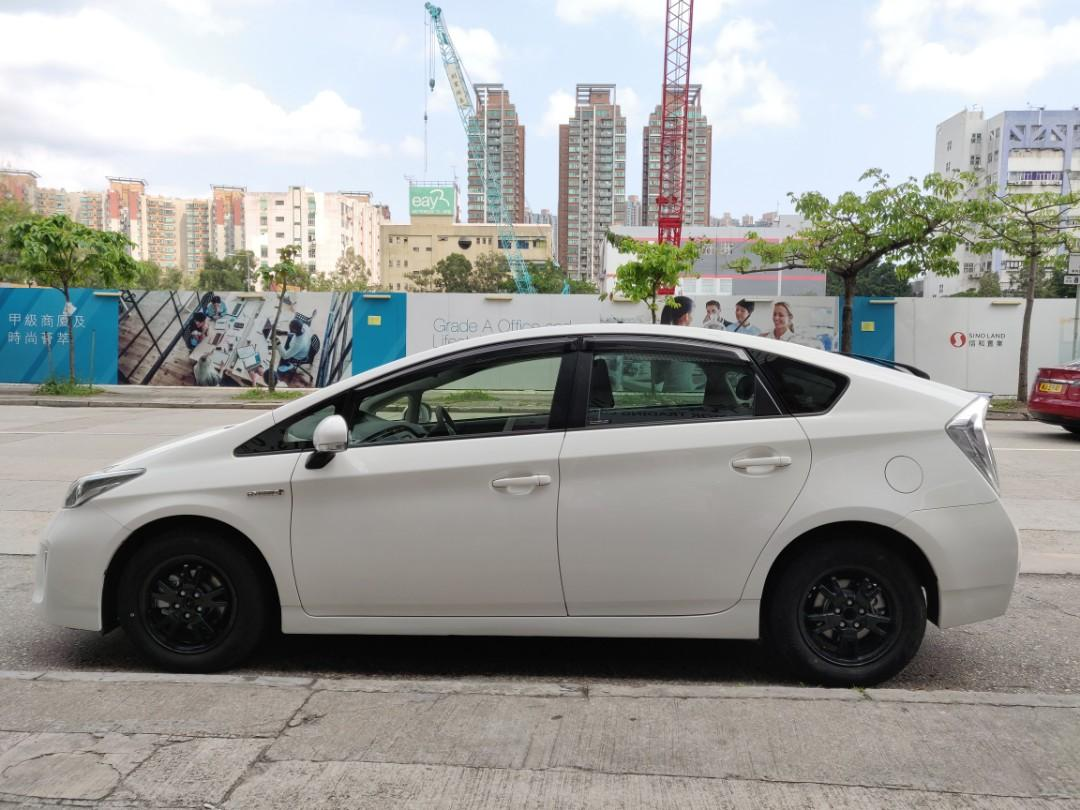 Toyota Prius 1.5 Hybrid (A)