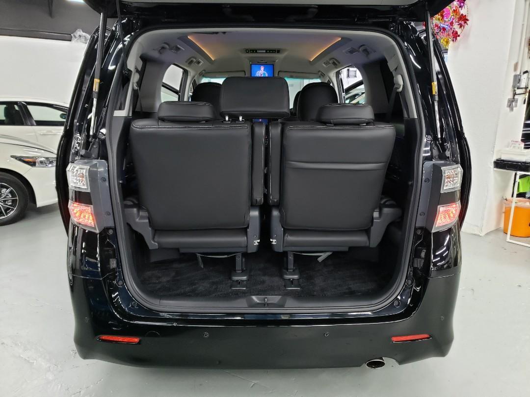 Toyota Vellfire 2.4 Z Premium Auto