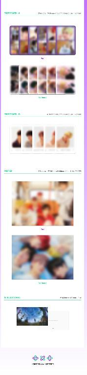 TXT - The Dream Chapter : ETERNITY - versions : Port Ver / Starboard Ver - TOMORROW X TOGETHER  - PREORDER / READY STOCK + FREE GIFT PHOTOCARDS