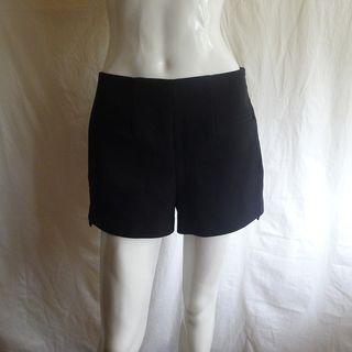 VERO MODA Black Tailored Shorts