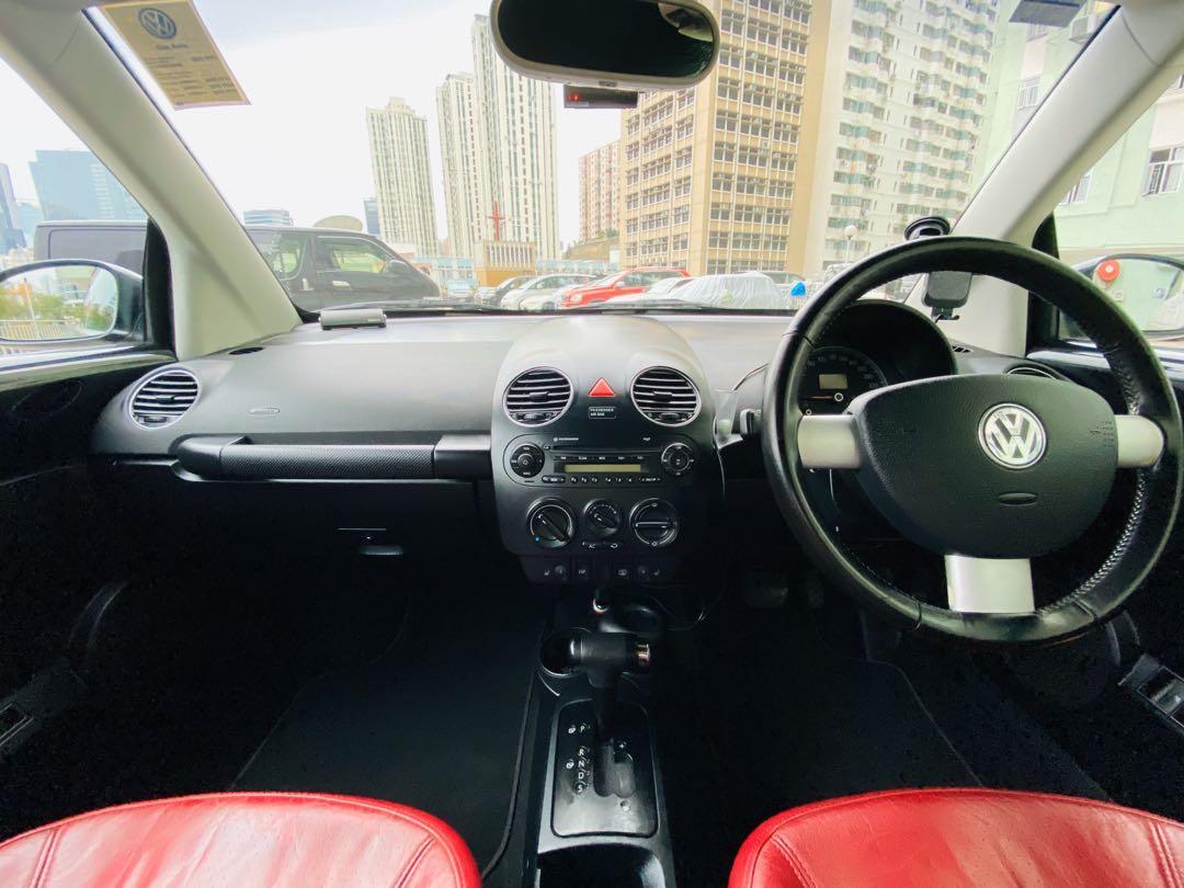 Volkswagen Beetle 2.0 CAB Auto