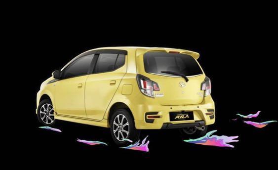 DP RINGAN NEW Daihatsu Ayla mulai 10 jutaan. Daihatsu Pamulang