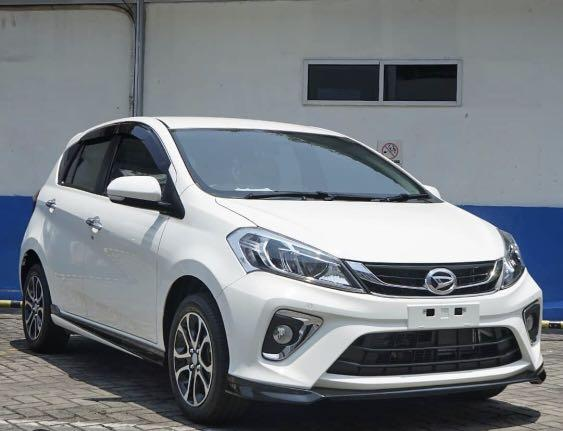 DP RINGAN NEW Daihatsu Sirion mulai 22 jutaan. Daihatsu Pamulang