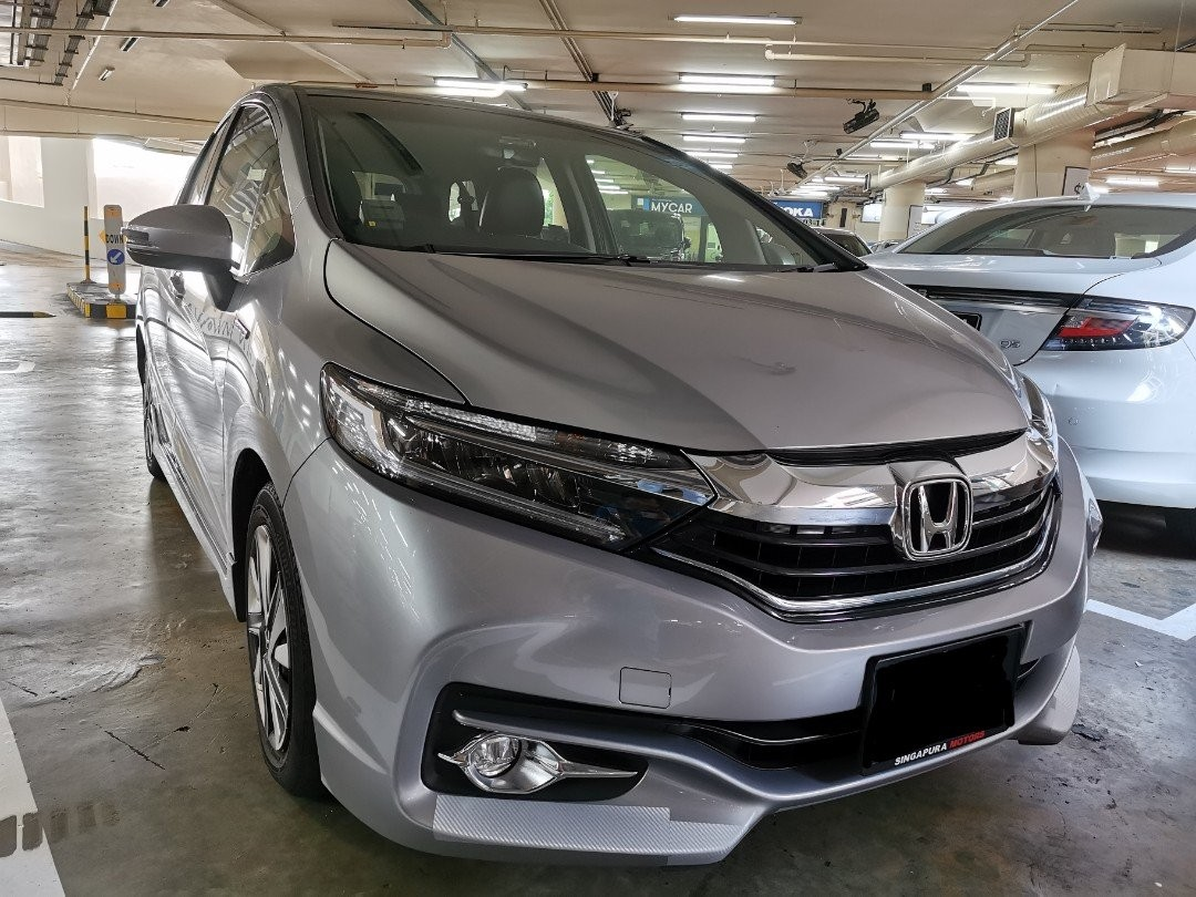 "Honda Shuttle Hybrid 1.5A for Rental (Click on ""read more"" for more details)"