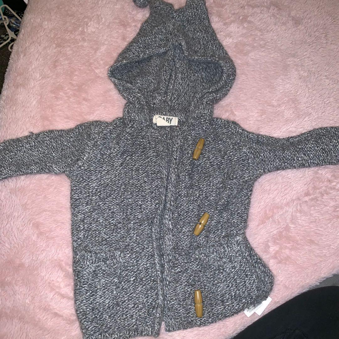 12-18 month knit