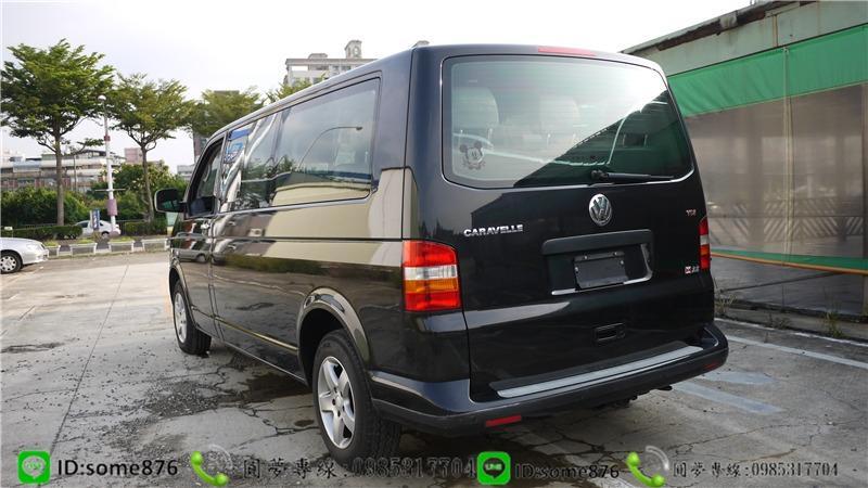 🔥2010年 T5 Caravelle黑色(9人座)🔥