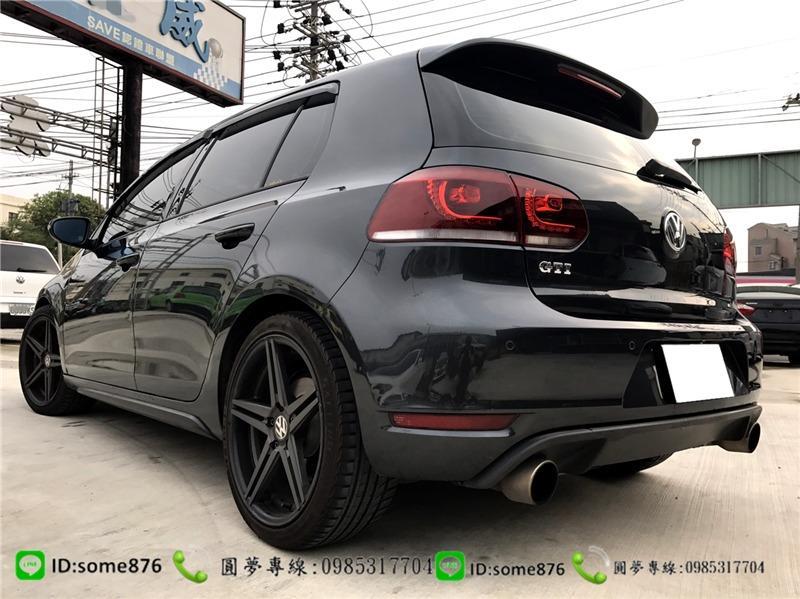 🔥2011年 福斯 GTI灰色🔥