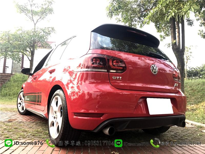 🔥2011年 福斯 GTI紅色🔥