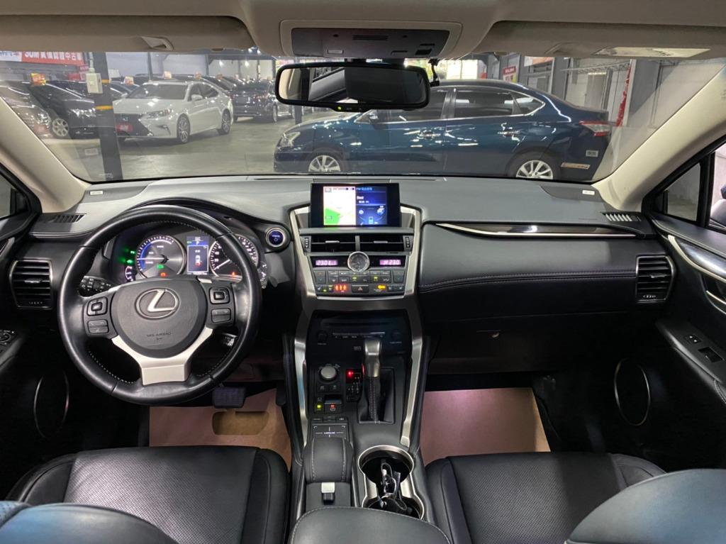 2015 Lexus NX 300h 休旅車 非賓士 寶馬 奧迪 非自售