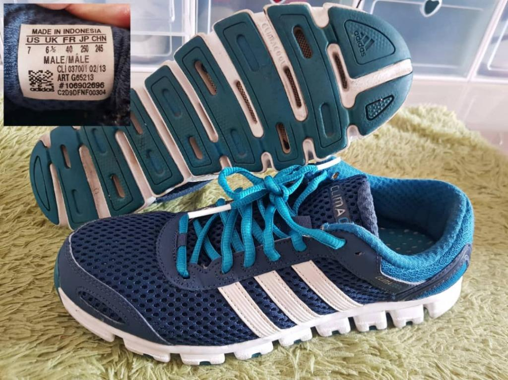Directamente Fascinante Albany  Adidas Climacool (ORIGINAL), Men's Fashion, Footwear, Sneakers on Carousell