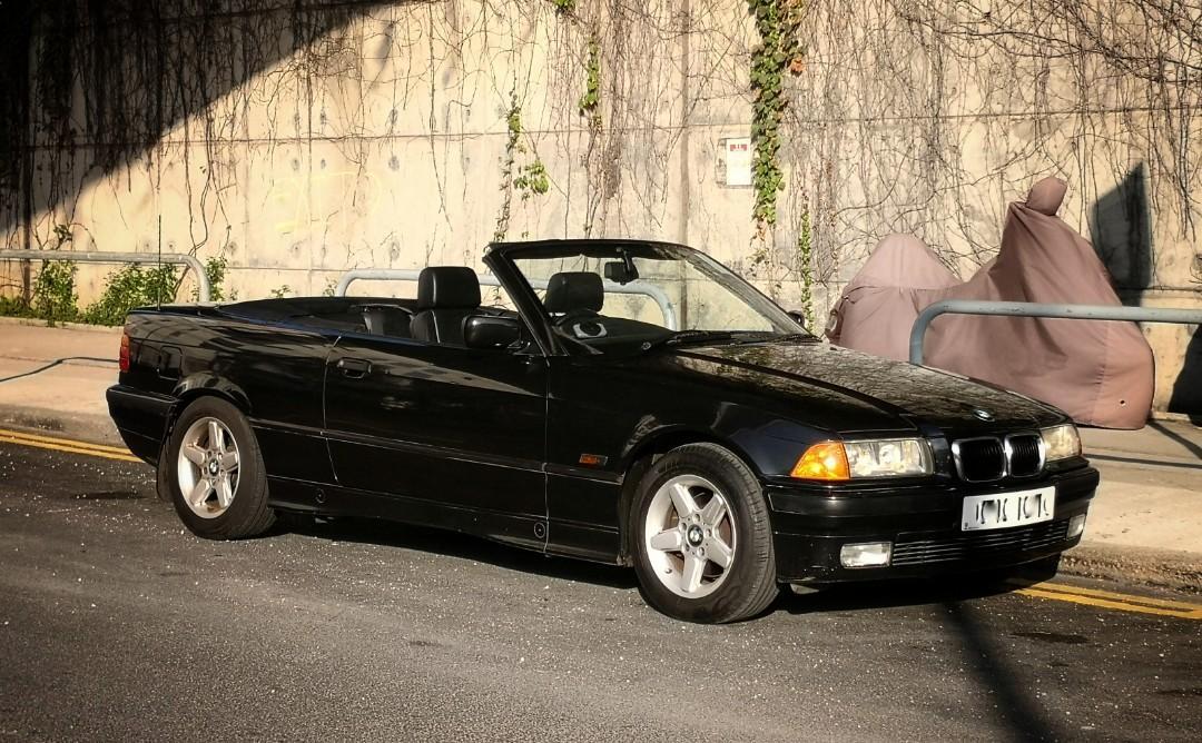 BMW 325i E36/ 325iA 2Doors Auto