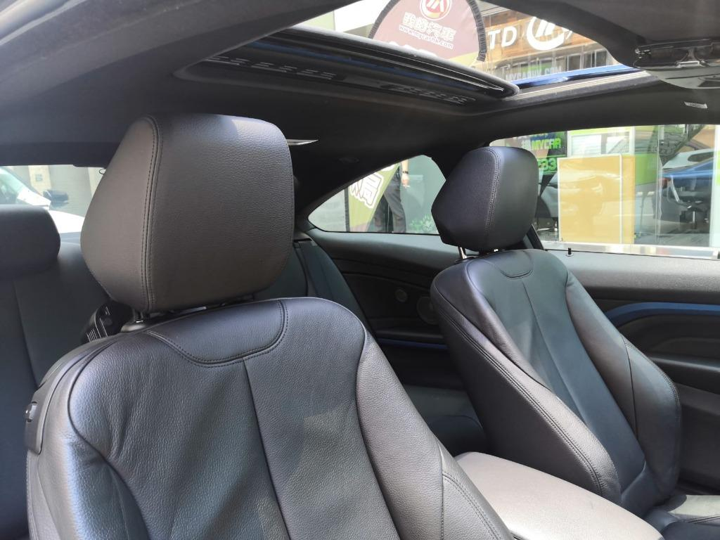 BMW 435i Gran Coupe M Sport (A)