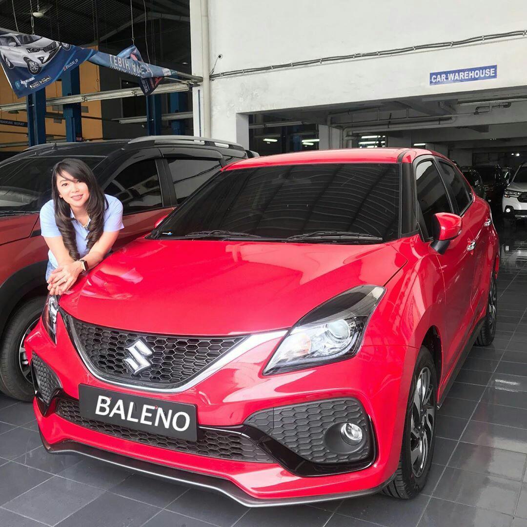 Cuci Gudang Suzuki New Baleno Automatic Cash 205 Jt