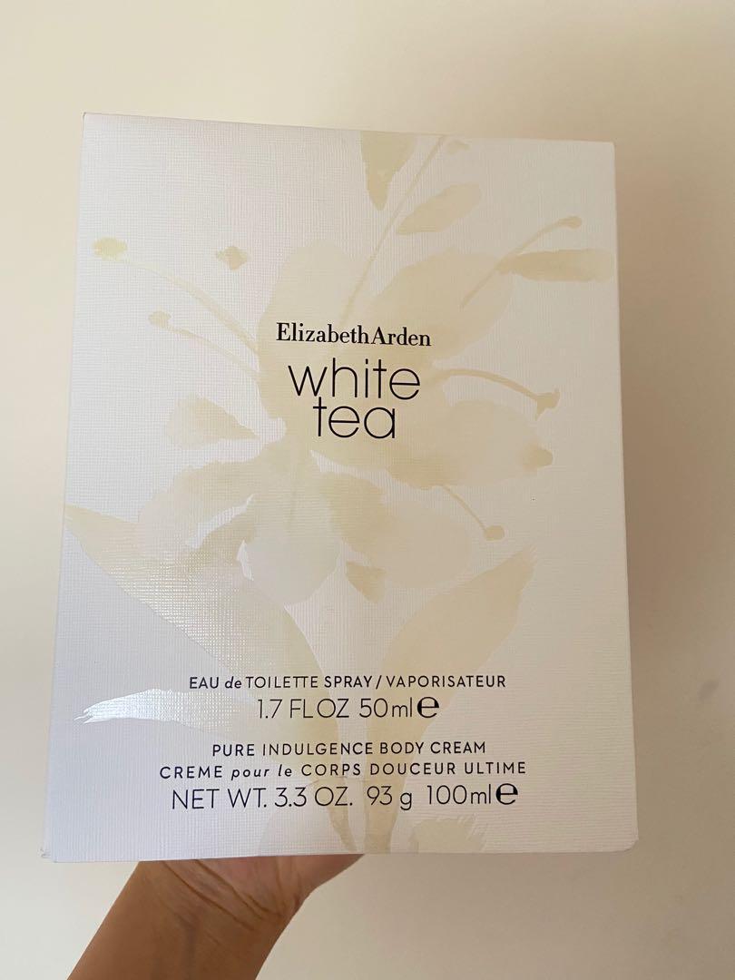 Elizabeth Arden White Tea perfume set