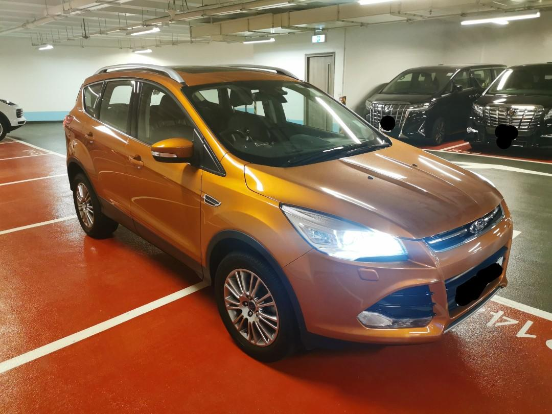 Ford Kuga 1.5 EcoBoost (A)