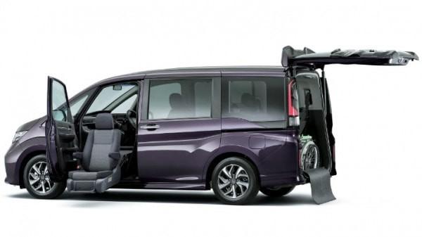 Honda Stepwagon 2.5Cc Auto
